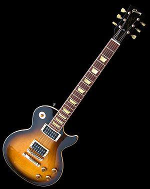 گیتار گیبسون لس پال
