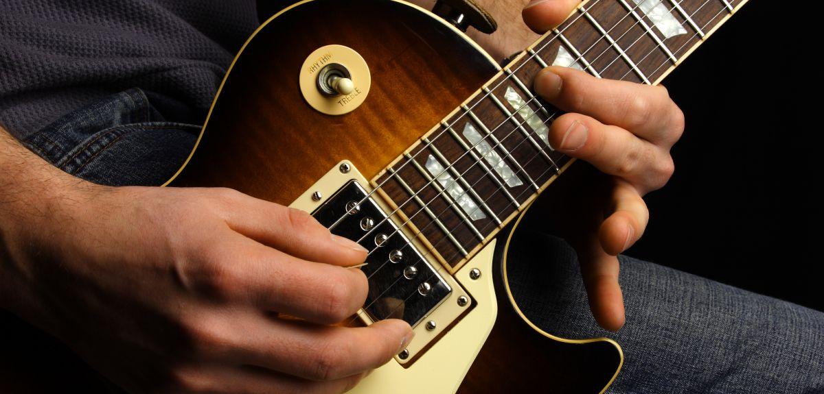 گیتار لید