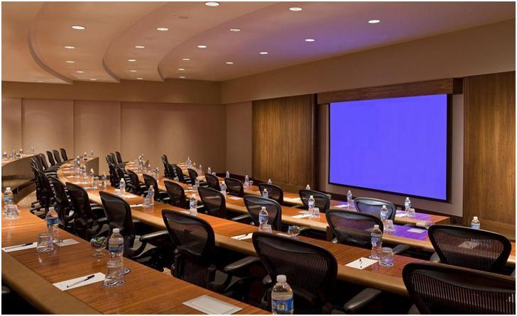 کاربرد ویدیو وال در کنفرانس و همایش و اتاق جلسات