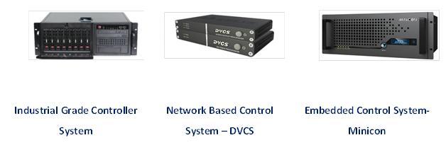 سیستم های کنترلی ویدئو وال