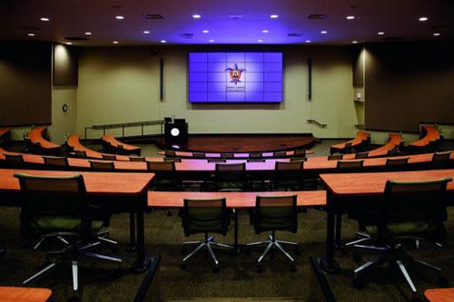 ویدئو وال در دانشگاهها و مراکز آموزشی