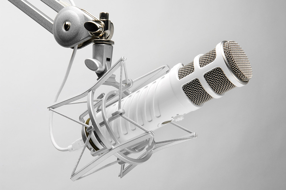 Rode Podcaster USB میکروفن