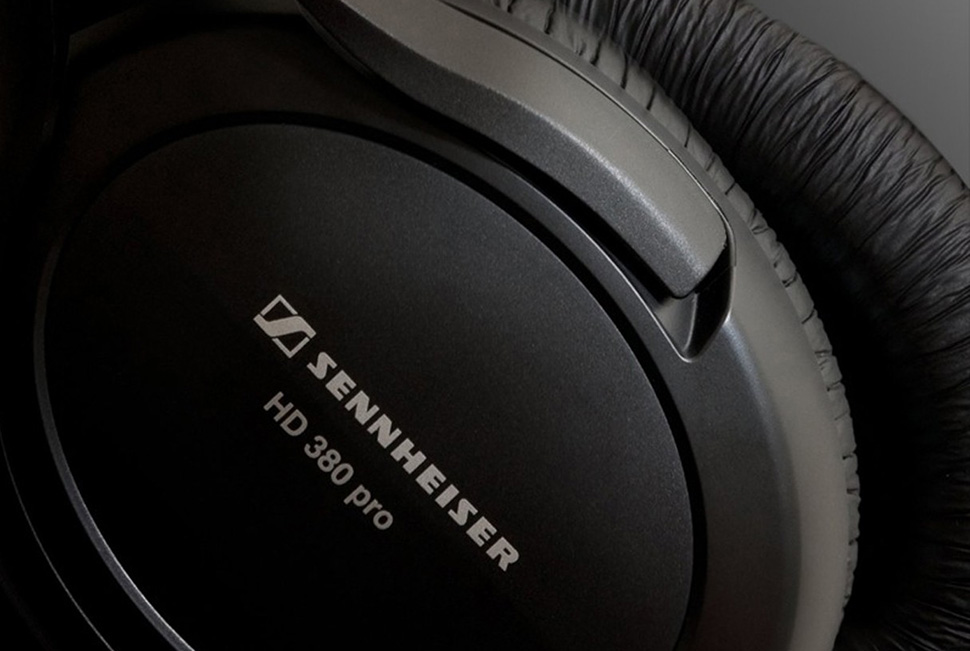 Sennheiser HD 380 Pro هدفون