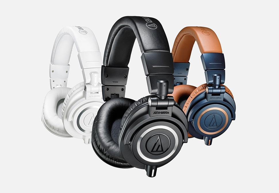 Audio-Technica ATH-M50x هدفون