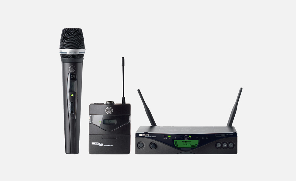 AKG WMS 470 میکروفن بیسیم