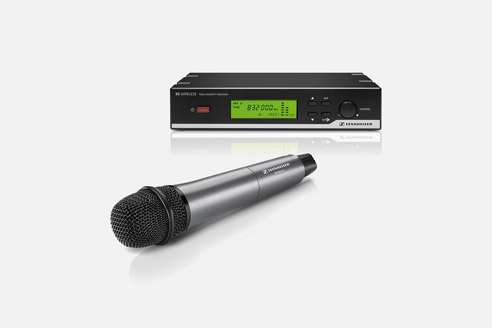 Sennheiser XSW 65 میکروفن بیسیم