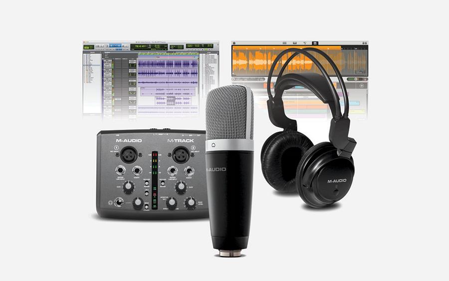 M-Audio Vocal Studio Pro کارت صدا