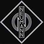Neumann U89 with EA89 میکروفن