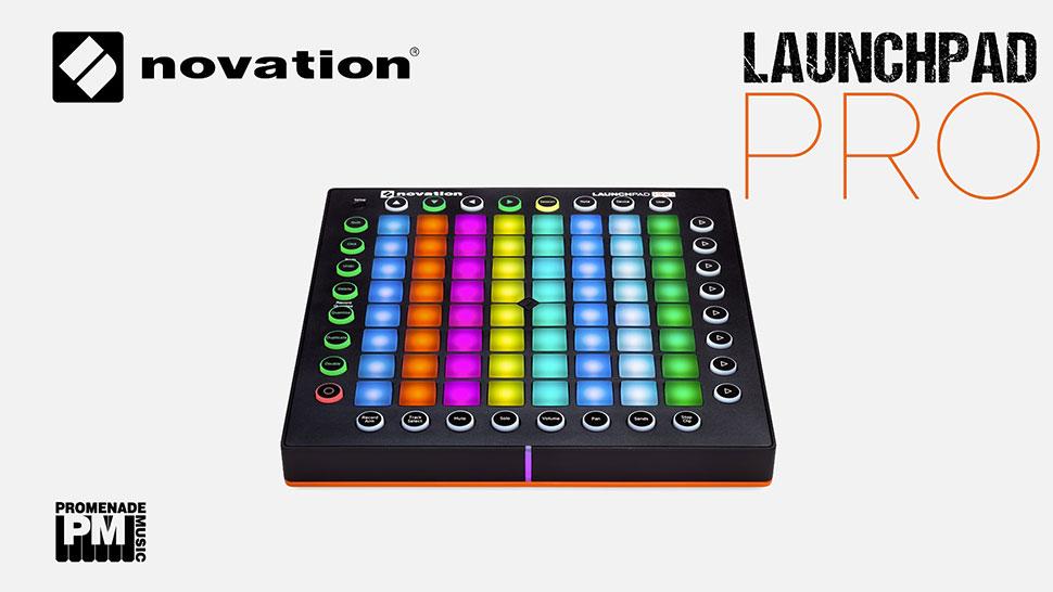 Novation Launchpad Pro میدی کنترلر