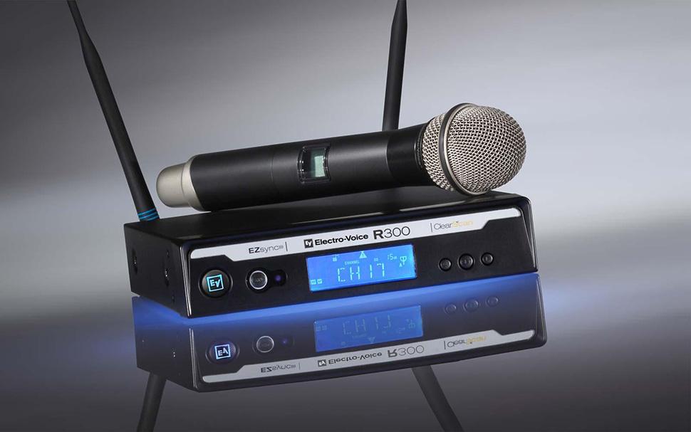 Electro Voice R300-HD میکروفن بیسیم