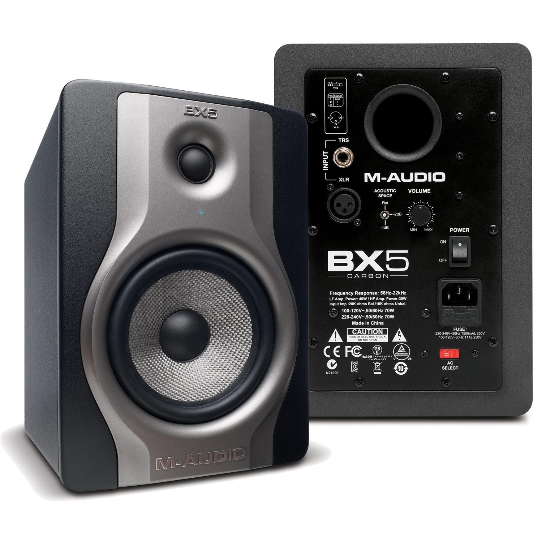 اسپیکر مانیتورینگ ام آدیو M-Audio BX5 Carbon