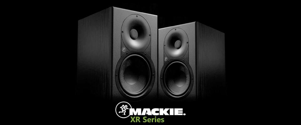 اسپیکر مانیتورینگ Mackie XR624