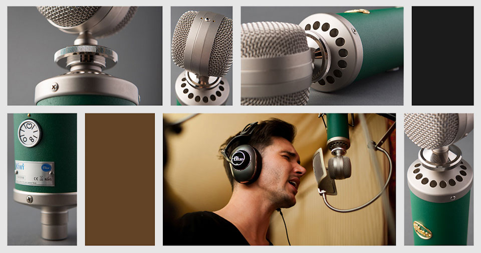 میکروفون Blue Kiwi