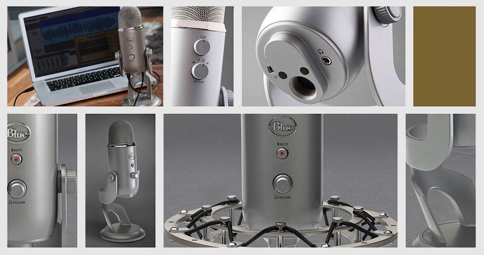 میکروفون Blue Yeti Studio
